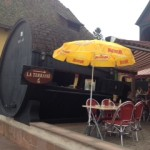 Bar in a Barrel! -  Ways to use a 'Foudre' post fermentation, Alsace May 2015