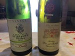 Becht's rieslings