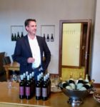German Wine Academy day 1 - blue fish, barriques and a bonny wine queen