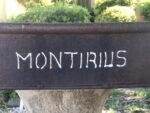 MonTirius a biodynamic vineyard in Vacqueyras
